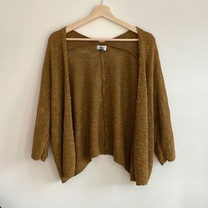 Knit Relaxed Cardigan / Old Navy